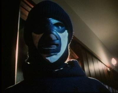 evil laugh mask