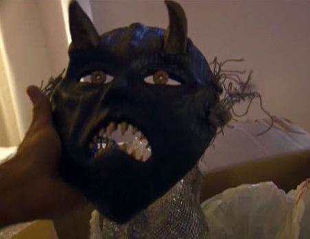 nightmare man mask