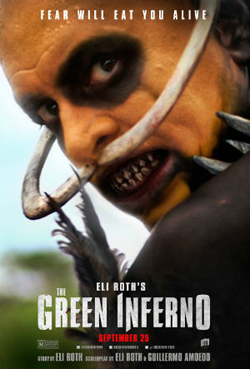 green inferno cover