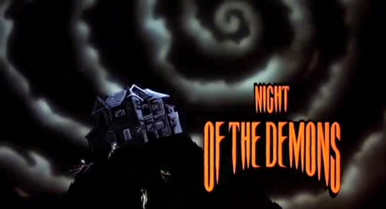 night of the demons animated