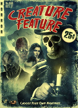 creature feature cover