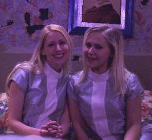 horror hotel twins