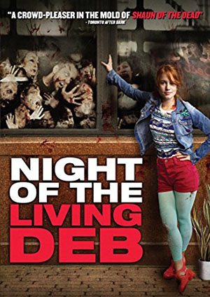 night of living deb cover