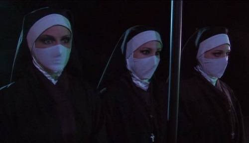 two front teeth nuns
