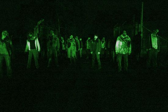 zombie diaries 2 green light