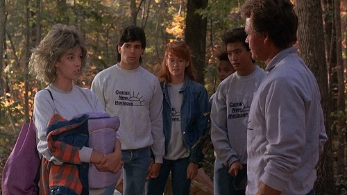 sleepaway camp 3 cast