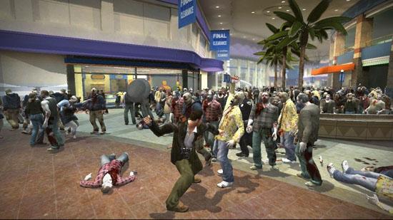 dead rising mob