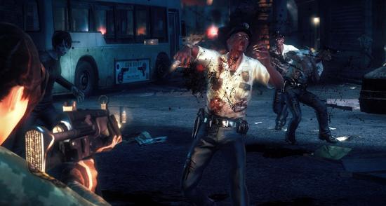 operation raccoon city zombie cops