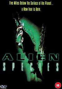 alien species cover