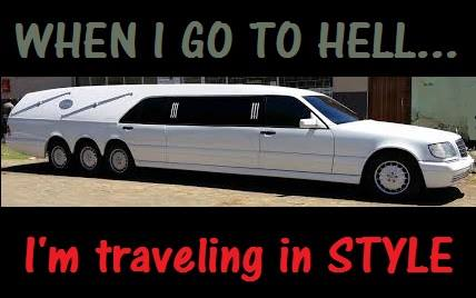 limousine to hell