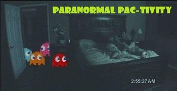 paranormal pac man