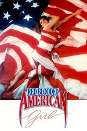 red blooded american girl cover