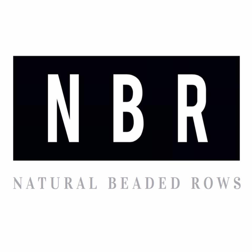 Natural Beaded Rows Logo