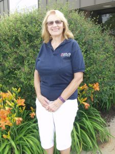 Mary Jo Mohr finds it rewarding to serve at Harbor House and encourages others to volunteer as well.