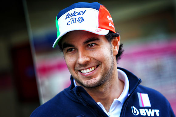 Motor Racing - Formula 1 World Championship - Brazilian Grand Prix - Race Day - Sao Paulo, Brazil