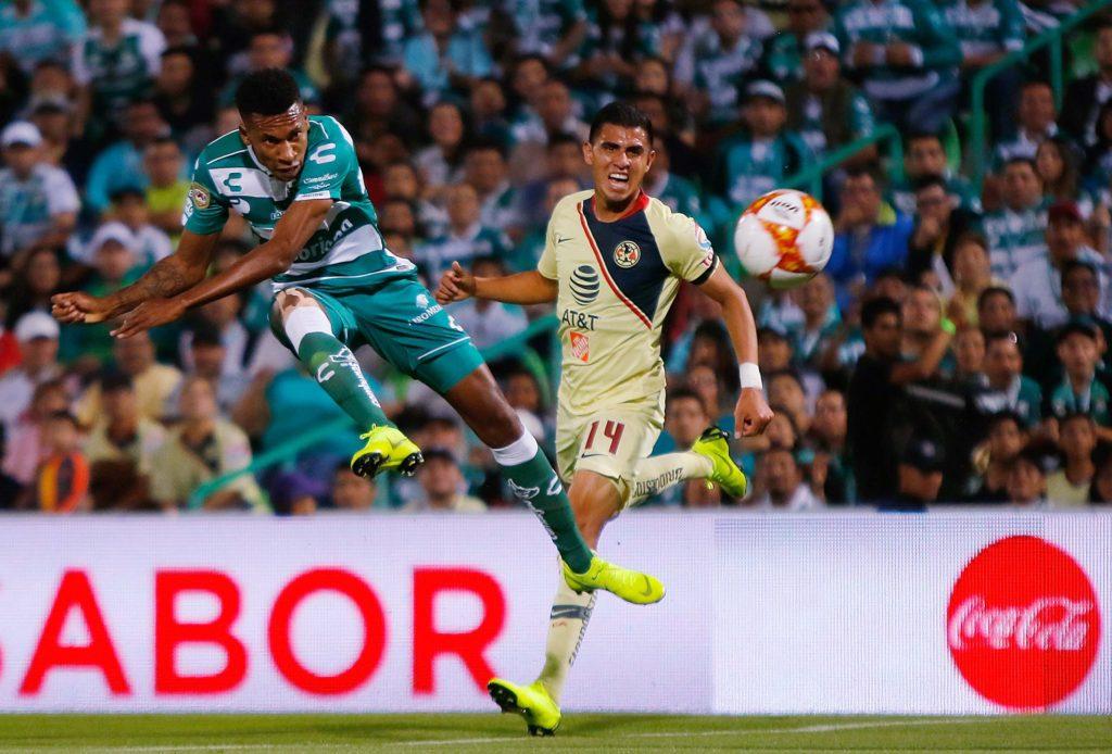 Fútbol santos vs america- Revista Quiubo