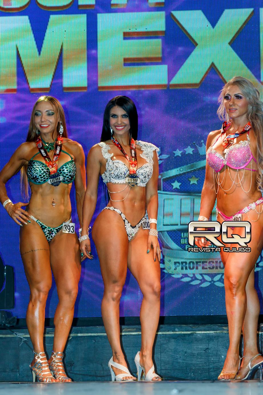 Yesli Gómez gana su pase a Bahamas Diva Fitness Model