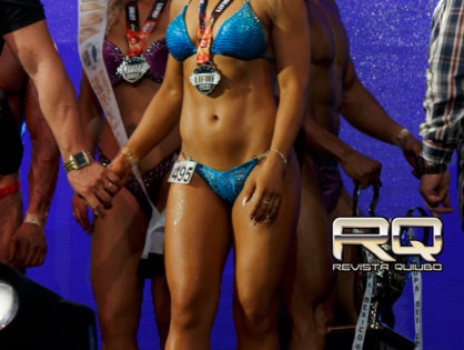 Itzel Alvárez Diva Curves Model Revista Quiubo