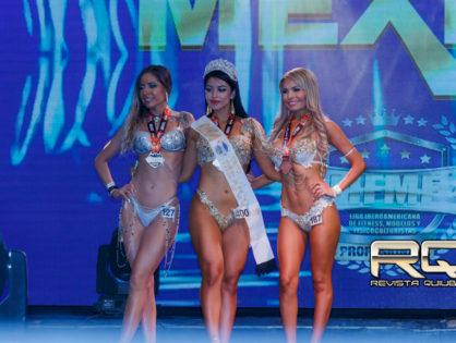 Yess Flores Diva de la LIFMF Revista Quiubo