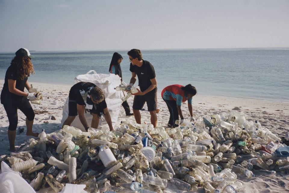 adidas y parley ocean plastic