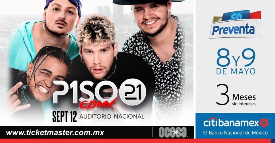 Piso 21 Adrenalina Tour