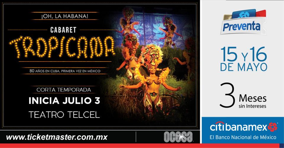 Cabaret Tropicana - Revista Quiubo