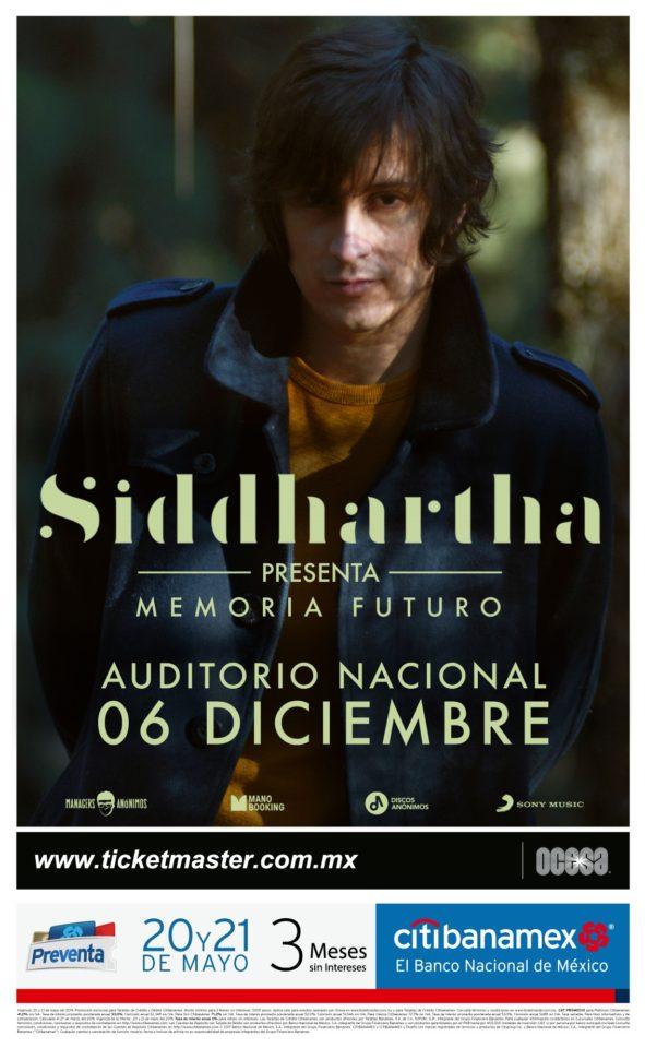 Siddhartha Memoria - Futuro