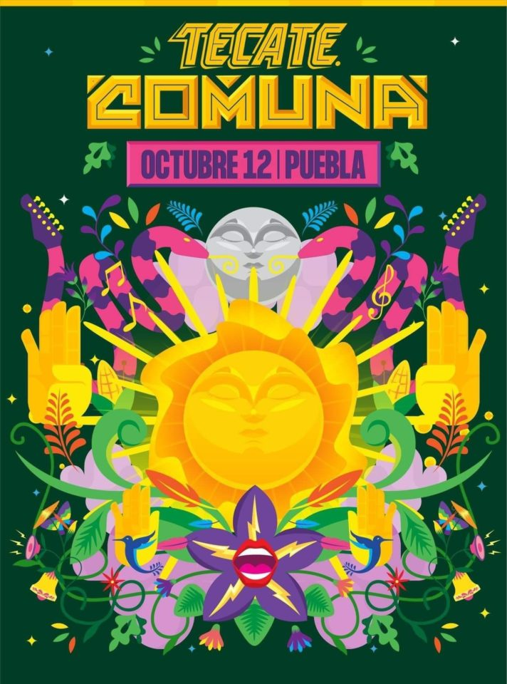 Tecate Comuna Puebla 2019 - Revista Quiubo