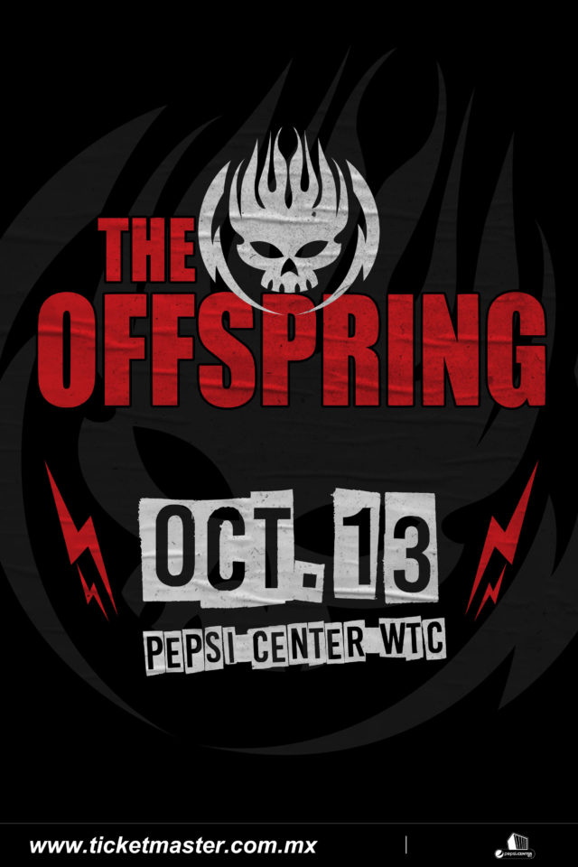 The Offspring regresa a CDMX