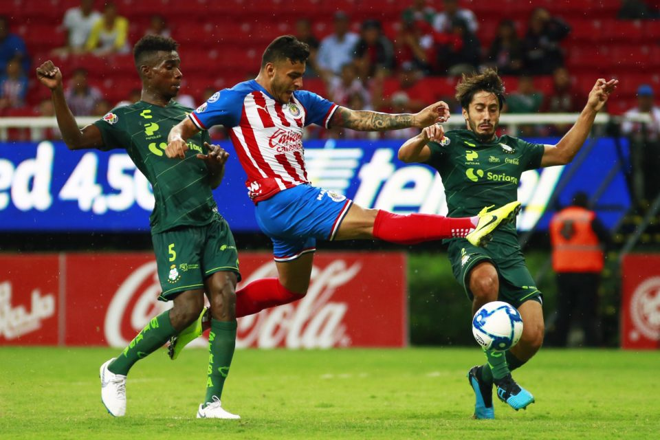 Chivas vs Santos - Apertura 2019 Copa MX