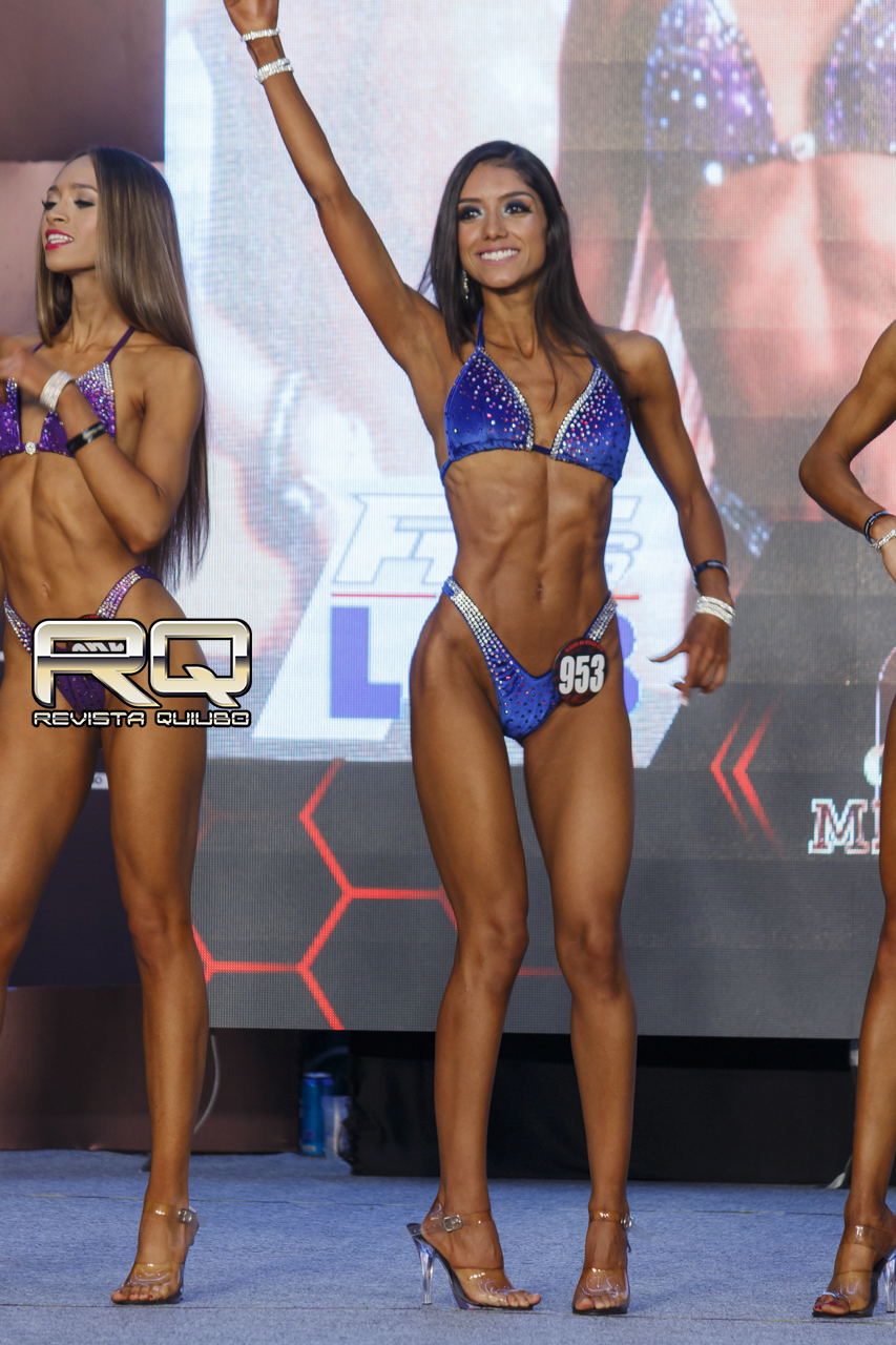 Alejandra Ambriz en el 67° Mr. México
