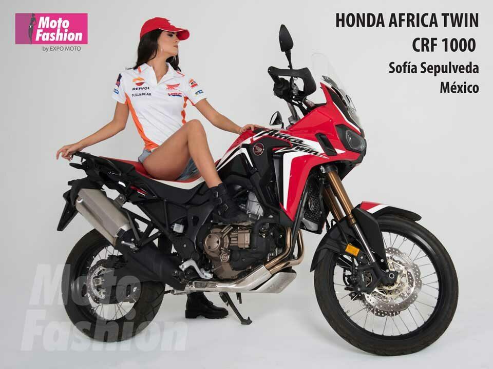 chica Moto Fashion