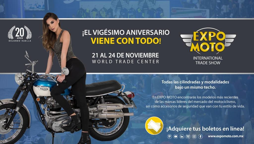 Expo Moto 2019