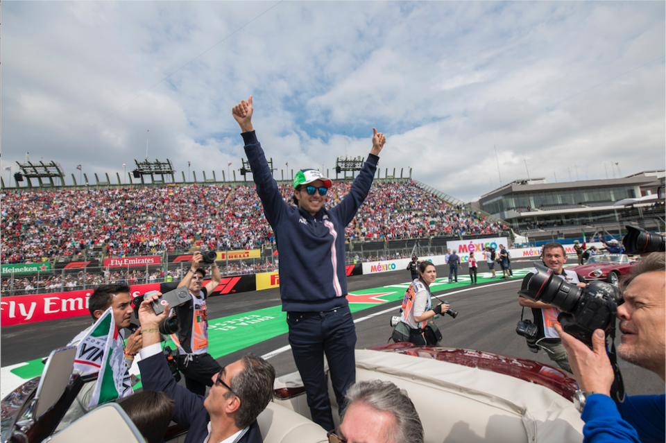 México GP