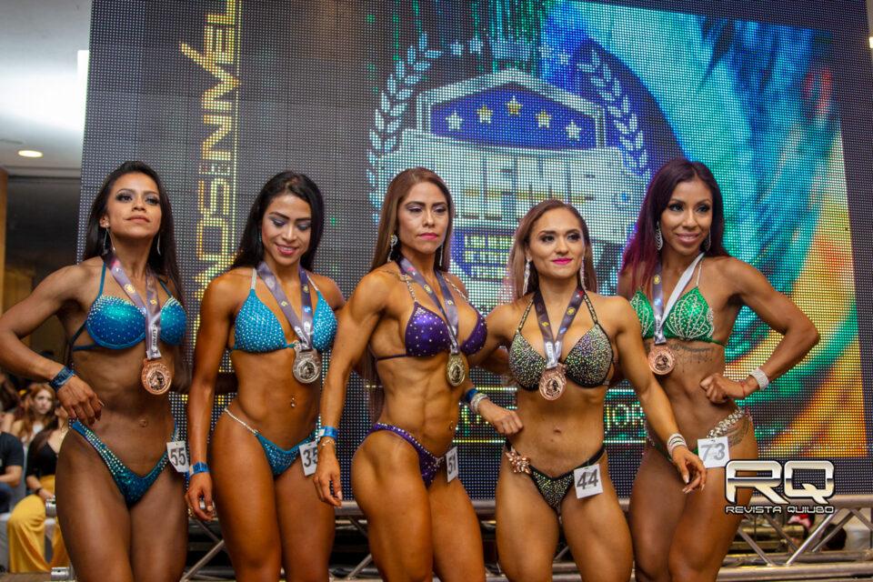 Wellness bikini - Copa los Duros 2019