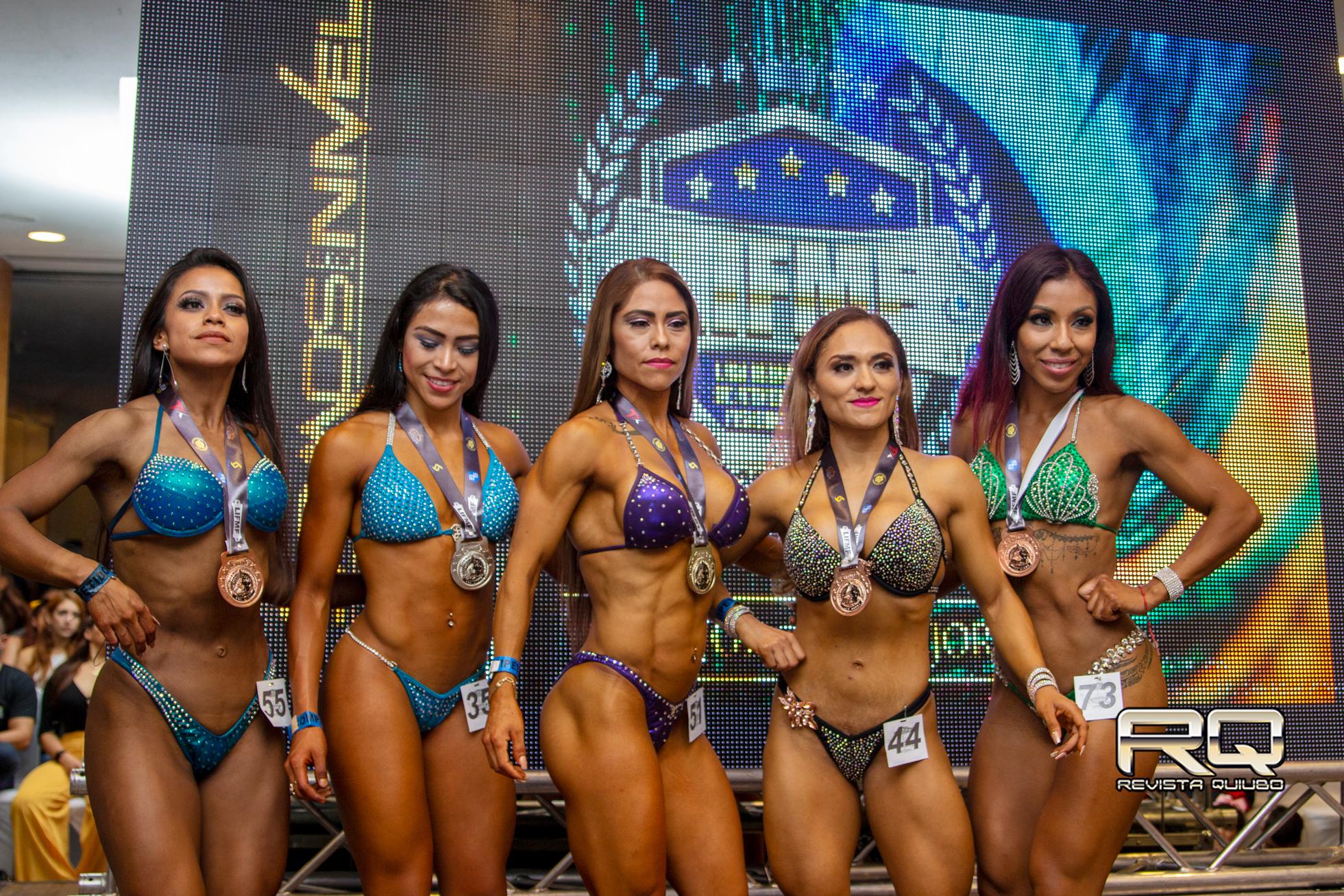 Monserrat Cruz 2° lugar Wellness bikini