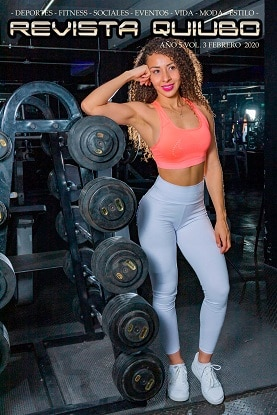 Revista Quiubo - Ivette Marinez - Febrero 2020