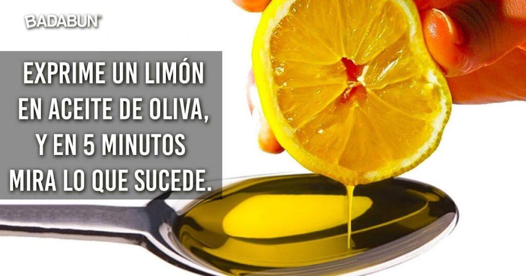 como limpiar el estomago con aceite de oliva