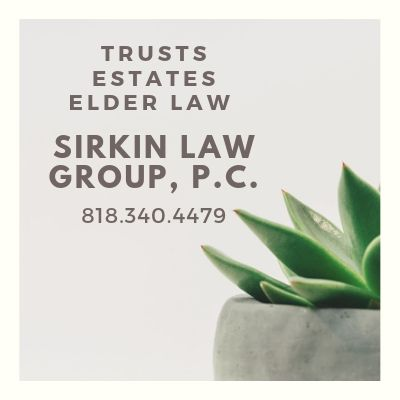 #1 Living Trust Attorney Los Angeles County