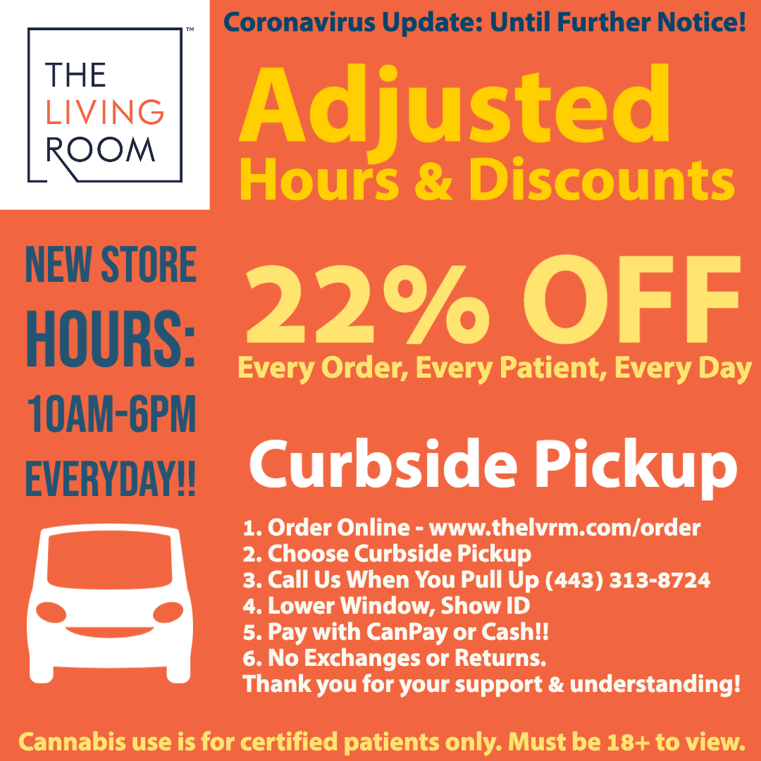 New Hours New Discounts New Process
