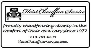 Heist Chauffeur Service