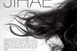 MAY THE UNTITLED MAGAZINE- JIHAE INTERVIEW