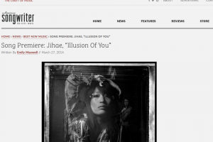 "MARCH SONG PREMIERE: JIHAE, ""ILLUSION OF YOU"""