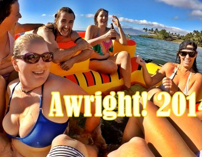 Awright! 2014 Hawaii GoPro Compilation