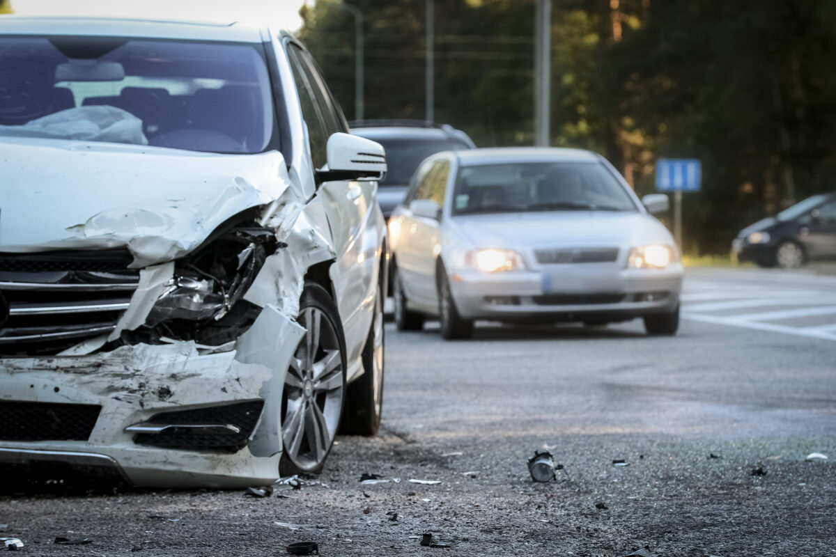 Here Are the Most Common Car Damages Caused by Collisions
