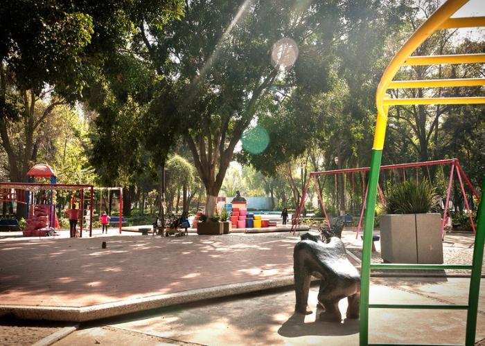 parque de la roma