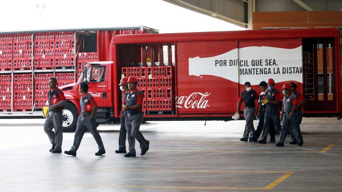 TinkerLink Blog I Coca Cola genera cerca de 100.000 empleos en México