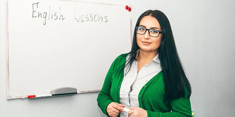 profesora de ingles - TinkerLink