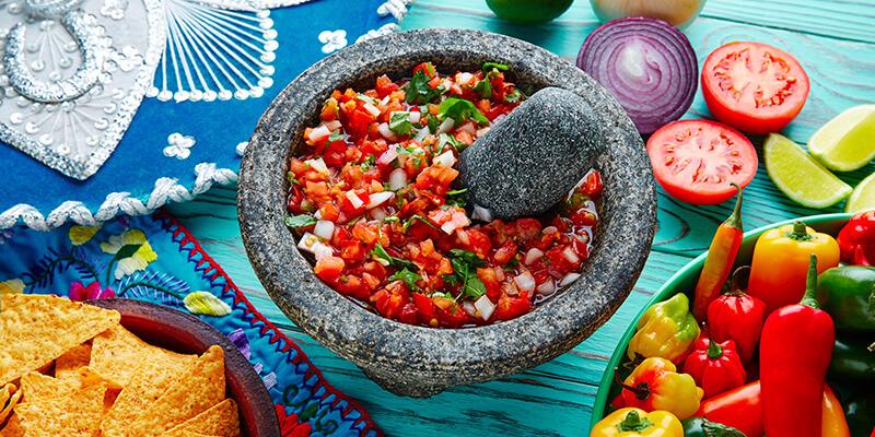 comida mexicana e idea de negocios-TinkerLink