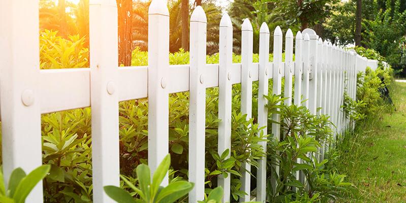 Valla jardin